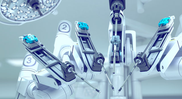 The Scoop on Surgical Robots